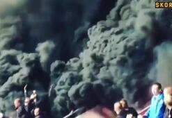PSV-Ajax derbisinde olaylar