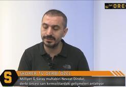 Nevzat Dindardan Lucescu açıklaması