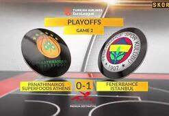 Fenerbahçe OAKAda tarih yazdı