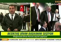 Beşiktaş Divan Kurulu seçiminde olay