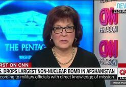 ABD Afganistanı en büyük bombayla vurdu