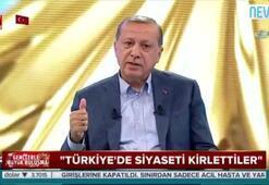 Erdoğan: Siyasetin mutabakat dilini , dayanışma dilini özlüyorum