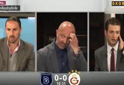 GS TV dört golü böyle karşıladı