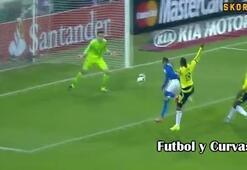 Fenerbahçenin yeni 1 numarası: David Ospina