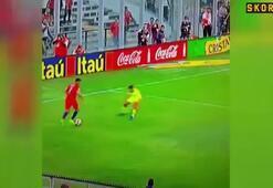 Alexis Sanchezden 6 saniye içinde resital