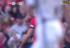 Steven Gerrarddan muhteşem gol