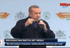 Cumhurbaşkanı Erdoğan: Faşistsiniz, faşist