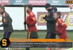 Adnan Öztürkten Lukas Podolski yorumu