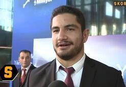 Yılın Sporcusu Taha Akgül, Skorer TVye konuştu