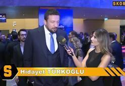 Hidayet Türkoğlu, Skorer TVye konuştu