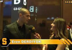 Eren Derdiyok, Skorer TVye konuştu