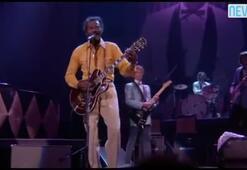 Efsane şarkıcı Chuck Berry hayatını kaybetti