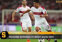 Arsenalin peşinde olduğu Türk