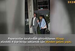 Jurgen Klopp fena yakalandı