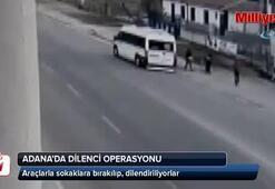 Araçlarla sokaklara bırakılıp, dilendiriliyorlar