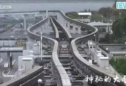 Akıllara zarar tren sistemi