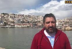 Serdar Sarıdağ maça saatler kala Yunanistandan bildirdi
