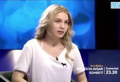 Aleyna Tilki, Hülya Avşarı böyle bağırttı