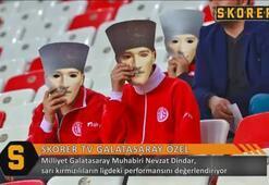 Nevzat Dindar: Galatasaray, umuda tutundu