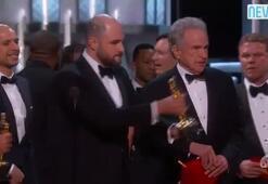 2017 Oscar Ödülleri sahiplerini buldu Büyük skandal...