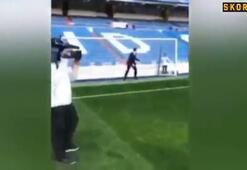 Ronaldo yılın golünü yedi