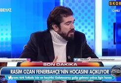 Rasim Ozan: Fenerbahçenin yeni hocası Riekerink