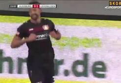 Karim Bellarabi Bundeslıga tarihine geçti