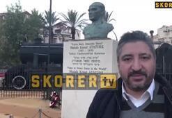 Serdar Sarıdağ Beershebadan bildiriyor