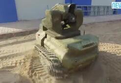 Mini tank ANKEBOT