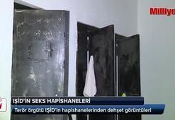 IŞİDin seks hapishaneleri