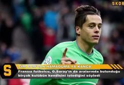 Galatasaray, Hamoumayı istemiş