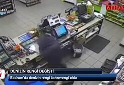Uslanmaz hırsız kapı dışarı edilmekten bıkmadı
