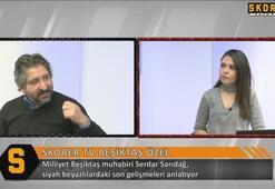 Serdar Sarıdağ: Van Persieyle ilk teması Beşiktaş kurdu