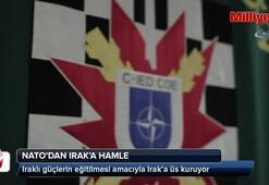 NATO'dan Irak'a hamle