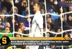 Ronaldoya büyük şok