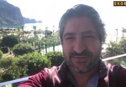 Serdar Sarıdağ Antalyadan bildiriyor...
