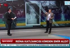 Reina katliamcısı canlı bomba çıktı