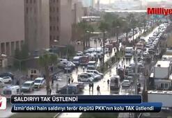 İzmir'deki hain saldırıyı PKK üstlendi