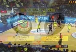 Fenerbahçeden muhteşem zafer