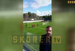 Nevzat Dindar G.Sarayın Antalya kampından bildiriyor...