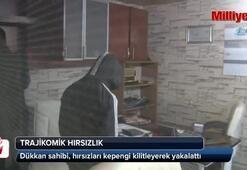 Adana'da trajikomik hırsızlık