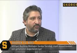 Serdar Sarıdağ açıkladı Beşiktaş Lugano gibi...