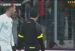 Şehitlere Saygı karşılaşmasında 7 gol vardı