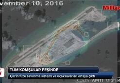 Yeni uydu fotoğrafları füzeleri gösterdi