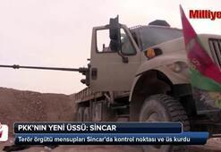 PKK'nın yeni üssü: Sincar
