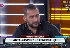 Ümit Karan: Antalyaspor F.Bahçeyi ısırdı...