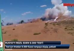 Rusyayı rezil eden S-300 testi