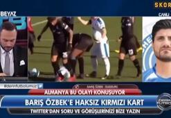 Barış Özbek: Bana pis Türk dediler
