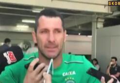 Chapecoenseli Nivaldo futbola veda etti