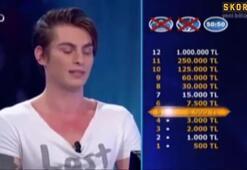 Kim Milyoner Olmak İsterde yarışmacıyı yıkan soru
